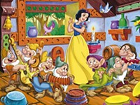 Revew: Snow White and the Seven Dwarfs