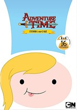 DVD Watch: 'Adventure Time: Fionna and Cake'