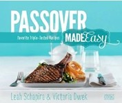 Passover Made Easy - Cookbook Review