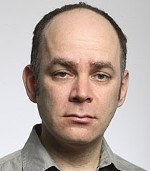 Moontower Day 1: Todd Barry