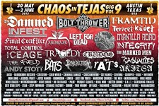 Chaos in Tejas Live (Finale): Power Trip, World War 4, Rival Mob