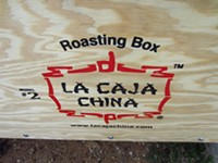 How the Caja China Roasting Box Got Its Nicknames