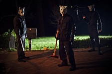 The Animals are Coming: 'You're Next' Early Screening