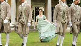 Girlie Night Sneaks 'Austenland'