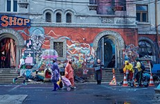 'Zero Theorem' Doesn't Quite Add Up