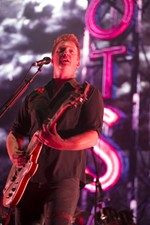 ACL Live Shot: Queens of the Stone Age
