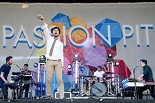 ACL Live Shot (Second Weekend): Passion Pit