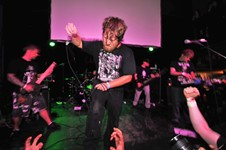 Housecore Horror Live Shot No.4 – Grand Finale