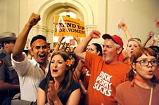 HB 2 Heads to Supremes – As Texas Leaps Backward 30 Years