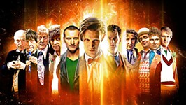 Five Decades of The Doctor