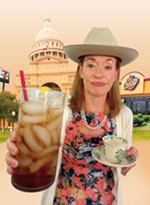 FronteraFest Review: 'Iced Tea in Texas'