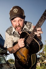 Scott H. Biram: No Regrets/Yes Regrets