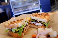 Kickstart Your Weekend With Noble Sandwiches