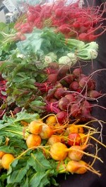 The Farmers' Market Report: March 8-9, 2014