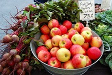 Farmers' Market Report: March 15-16, 2014