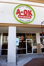 It's Official: A-OK Chinese Opens Today