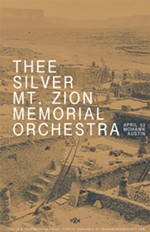 Thee Silver Mt. Zion Memorial Orchestra