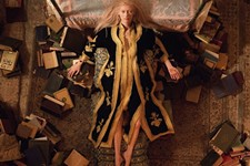 Tilda Swinton and Jim Jarmusch Go Together Like Cream