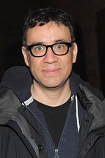 Moontower 2014, Day 4: Fred Armisen