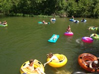 Summer Fun: A [Revised] Guide to Floating the River