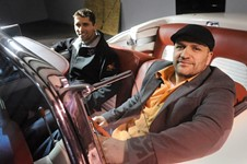 'Chrome Underground' Goes Classic Car Hunting