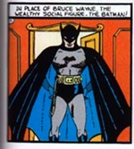 July Is Crime Month: Batman Day