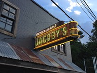 Jacoby's Opens Next Week