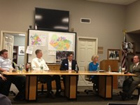 District 5 Candidates Tout Public Safety Chops at AFA Forum