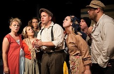 The Road to Urinetown
