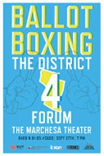 District 4 Ballot Boxing Forum Video