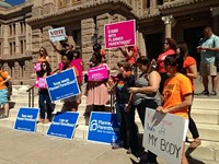 Texas Abortion Providers Appeal to U.S. Supreme Court