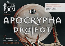 The Apocrypha Project: A Sampling of Suspected Shakespeare