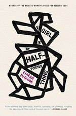 Texas Book Festival: <i>A Girl Is a Half-Formed Thing</i>