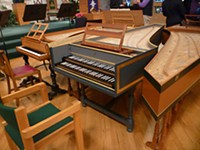 Bach's Herd of Harpsichords V: Double Play