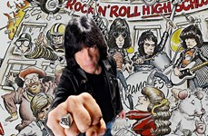 <i>Rock & Roll High School</i> Screening w/ Marky Ramone