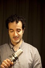 Jad Abumrad Detours to the Paramount