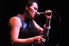 Tanya Tagaq Owns Fusebox Music