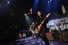 Live Review: The War On Drugs