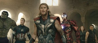 Revew: Avengers: Age of Ultron