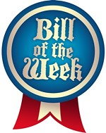 Bonus Bill of the Week: Mandatory Gun Shows