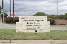 Bill to Close Austin State Supported Living Center Dead