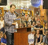 Nick Offerman at BookPeople