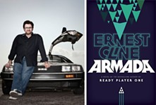Ernie Cline Gets His Game on With <i>Armada</i>