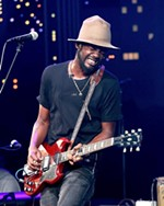 Gary Clark Jr. Takes <i>Austin City Limits</i> Stadium