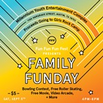 Family Funday: Youth Gone Wild