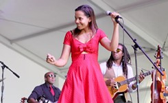ACL Review: Rhiannon Giddens