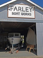 Day Trips: Farley Boat Works