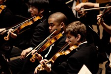 University of Texas University Orchestra's fall 2015 concert