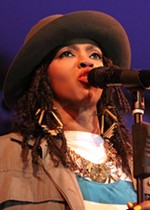 D'Angelo Out, Lauryn Hill In