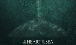 Win passes to the 12/8 screening of <i>In the Heart of the Sea</i>